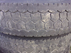 BF Goodrich DR 444 11R 22.5 Tires London Ontario image 3