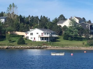 Oceanfront Property in Shad Bay