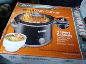 EXCELLENT WORKING CONDITION SLOW COOKER FOR SALE  $20-USED ONLY