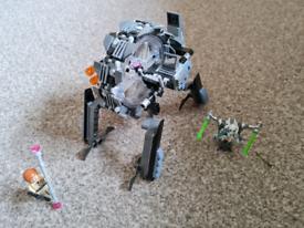 Lego star wars 75040 General grevious wheel bike
