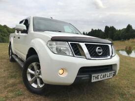 Nissan Navara 2.5dCi King Cab Pickup Acenta