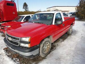 **** 2006 Chevrolet Silverado 1500 Pickup Truck ****
