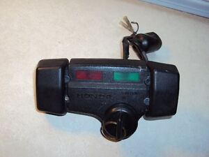 Looking for a Honda 250SX Dash Pad/Ignition Switch Panel