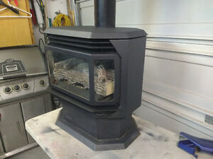 Regency U41 Freestanding Gas Stove Fireplace