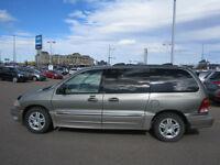 2003 Ford Windstar SEL Luxury Minivan, Van