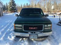 1996 GMC Sierra 2500 Sierra Pickup Truck