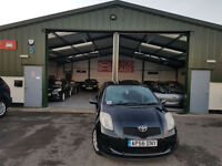 2007 Toyota Yaris 1.3 PETROL AUTOMATIC MMT T3 PX WELCOME