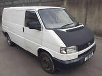 VOLKSWAGEN TRANSPORTER T4 165,000 MILES MAY 2017 M.O.T