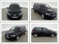 Volkswagen Golf 1.6 TDi 105 BlueMotion Tech Match 5dr DSG, 18m WARRANTY, NAV, BLUETOOTH, CRUIS CNTR