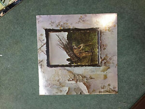 Led Zepplin IV record London Ontario image 1