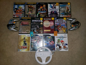 13 Games+3 Controllers