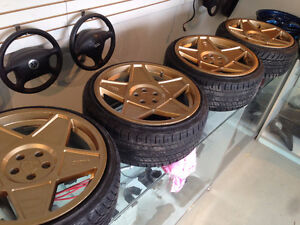 Professional Rim Restoration & Painting services