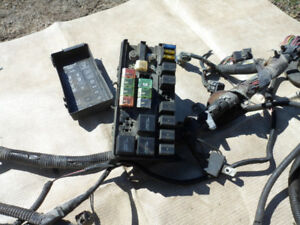 Power Distribution Center Wire Harness - from 96 Dodge Diesel