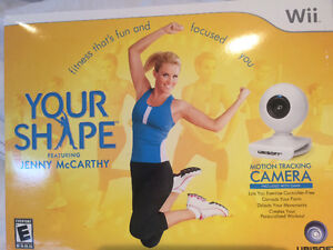 """""""Your Shape"""" Fitness Workout Game"""
