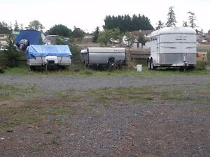 Winter Storage for Boats /RVS