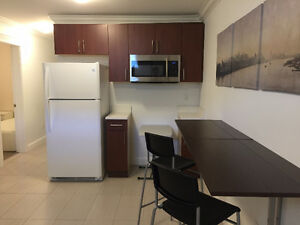 Furnished Bedroom with shared amenities!