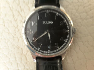 "MENS WATCH  ""BULOVA"""