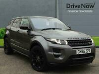 2015 Land Rover Range Rover Evoque 2.2 SD4 Dynamic AWD 5dr SUV Diesel Automatic