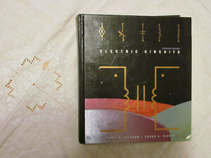 Electric Circuits, 7th edition