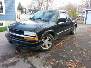 Pickup Chevy S10 LS 2000 West Island Greater Montréal image 1