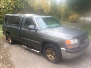 2002 GMC Sierra parting out