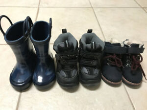 Toddler Boys Size 4 Boots