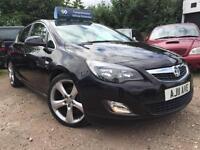 2011 Vauxhall Astra 2.0CDTi 160Bhp SRi *59k MILES* Full Service History 2 Keys