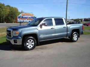 2014 GMC SIERRA SLE***5.3***4X4***CREW CAB***NEW TIRES***