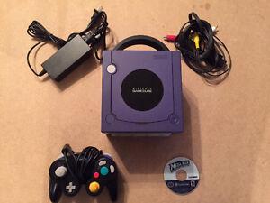 Nintendo Gamecube console + jeux/games