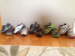 "Toddler Boys ""Play"" Shoe Lot"