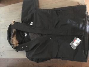 XL mens Helly Hansen jacket. Brand new!!!