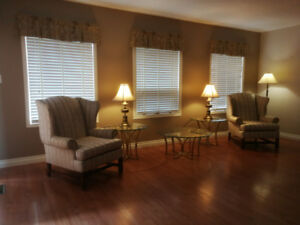 For Rent: Partially Furnished Condo in Adult Complex on west end
