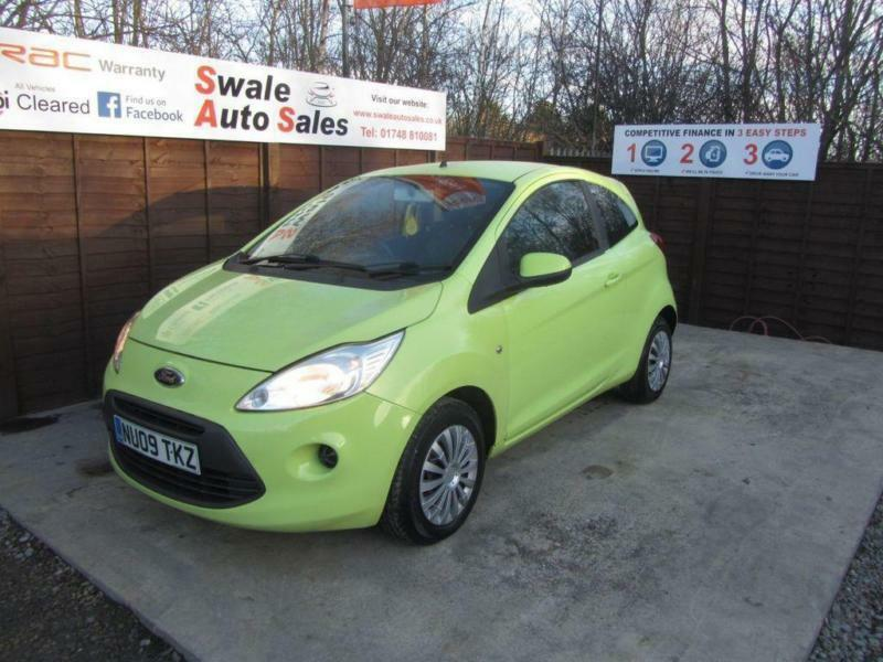 Ford Ka   Perfect First Car  Road Tax Amazing Insurance