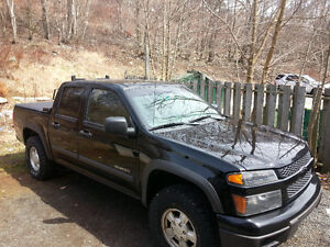 2004 Chevrolet Colorado Ls crew cab for trade