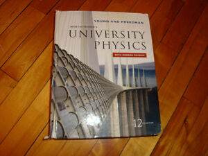 University Physics with Modern Physics - Young