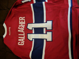 Gallagher Authentic Jersey L