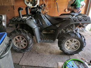 2012 Polaris sportsman XP 850 eps