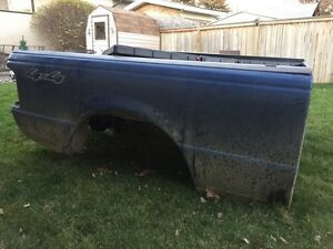 Ford ranger truck box one side only