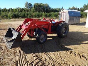 Tracteur / Tractor Massey Ferguson