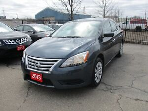 2013 NISSAN SENTRA SV !!! NO ACCIDENT !!!