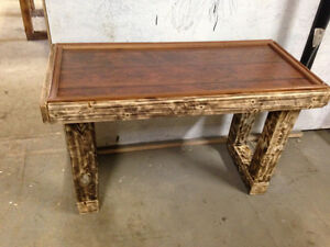 home crafted games tables