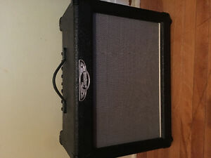 Traynor DG15 Amp with Reverb
