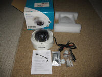 EverFocus EHD525EX True Day/Night Color Dome Camera Vandal Proof