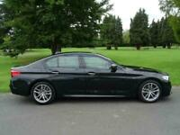 2017 BMW 5 Series 520d M Sport 4dr Auto SALOON Diesel Automatic
