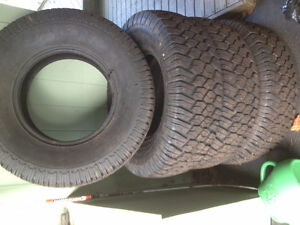 "4 16"" WINTER STUDDED TIRES $350 OBO"