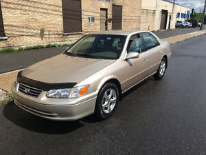 toyota camry 2001 4cylindre 2.2L 96000km
