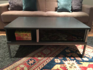 Modern industrial coffee table REDUCED to $20