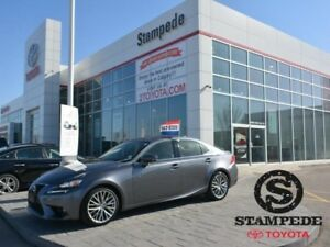 2014 Lexus IS 250 4DR SDN AWD LUXURY