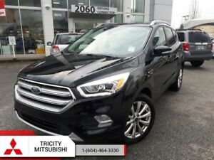 2017 Ford Escape Titanium  - 4X4 NAVIGATION, LEATHER, PANORAMIC