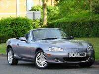 Mazda MX5 1.8i 2005 Euphonic + ONLY 1 OWNER FROM NEW!! +FSH +HEATED LEATHER